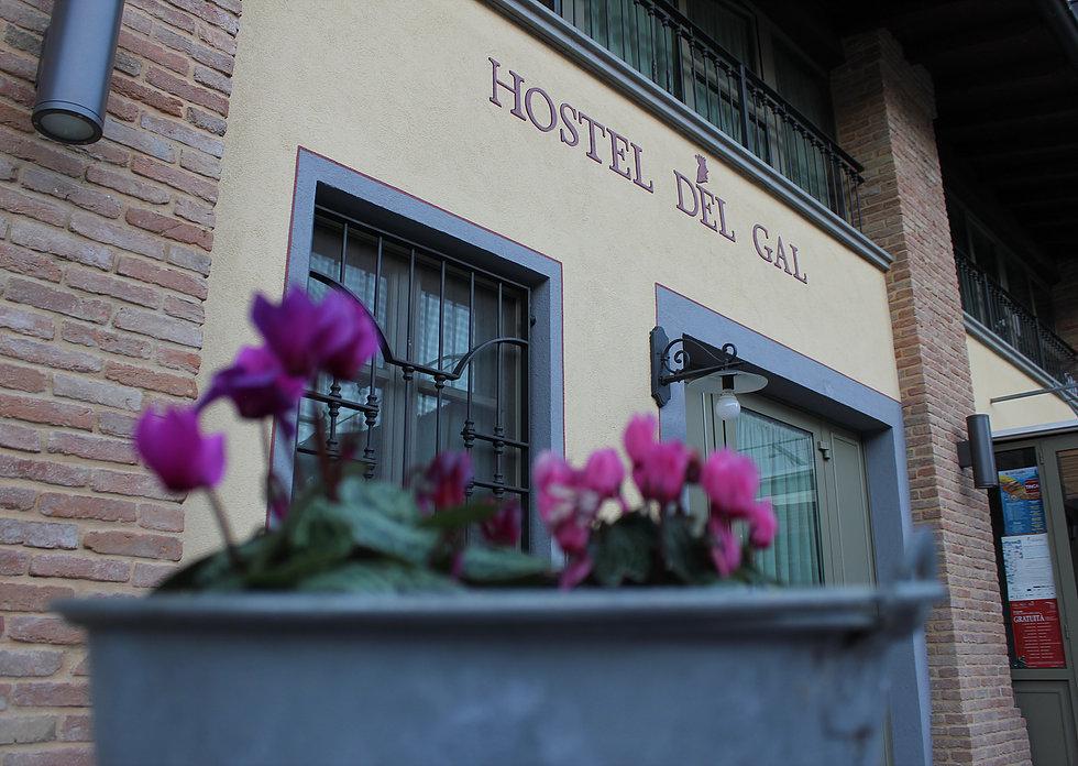 hostel del gal clusane